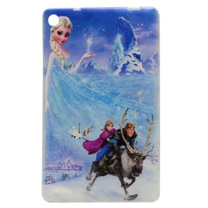 Jelly Back Cover Elsa for Tablet Lenovo TAB 3 7 Essential TB3-710 Model 1