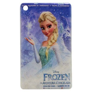 Jelly Back Cover Elsa for Tablet Lenovo TAB 3 7 Essential TB3-710 Model 2