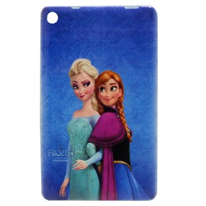 Jelly Back Cover Elsa for Tablet Lenovo TAB 3 7 Essential TB3-710 Model 3