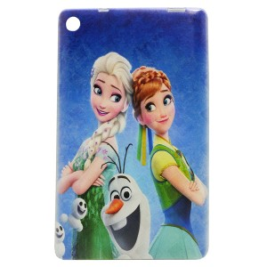 Jelly Back Cover Elsa for Tablet Lenovo TAB 3 7 Essential TB3-710 Model 4