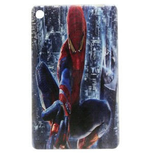 Jelly Back Cover Spider Man for Tablet Lenovo TAB 3 7 Essential TB3-710