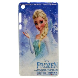 Jelly Back Cover Elsa for Tablet Lenovo TAB 3 7 TB3-730 Model 1