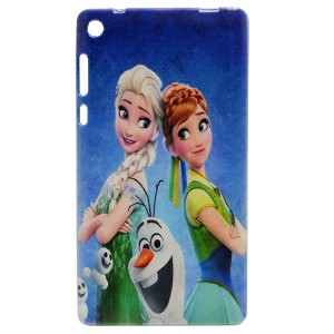 Jelly Back Cover Elsa for Tablet Lenovo TAB 3 7 TB3-730 Model 3