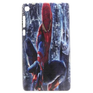 Jelly Back Cover Spider Man for Tablet Lenovo TAB 3 7 TB3-730