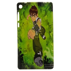 Jelly Back Cover Ben 10 for Tablet Lenovo TAB 3 7 TB3-730
