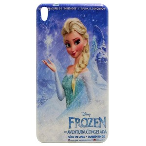 Jelly Back Cover Elsa for Tablet Lenovo TAB 3 7 Plus TB-7703X Model 1