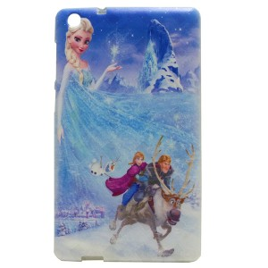 Jelly Back Cover Elsa for Tablet ASUS ZenPad 7 Z170CG Model 3