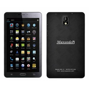 Tablet Maxeeder MX-12 Dual SIM 3G - 8GB