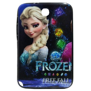 Jelly Back Cover Elsa for Tablet Samsung Galaxy Note 8 N5100 Model 1
