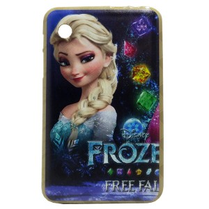 Jelly Back Cover Elsa for Tablet Lenovo IdeaTab A7-30 A3300