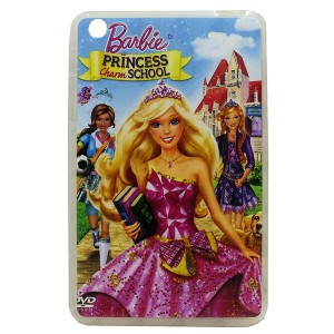 Jelly Back Cover Barbie for Tablet Lenovo A8-50 A5500