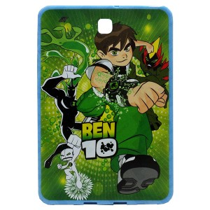 Jelly Back Cover Ben 10 for Tablet Samsung Galaxy Tab S2 8 SM-T715