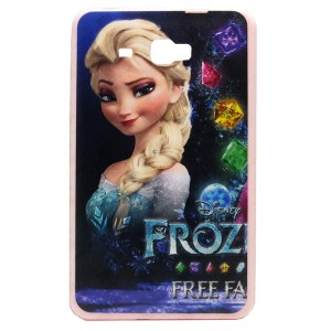 Jelly Back Cover Elsa for Tablet Samsung Galaxy Tab A 7 SM-T285 Model 4