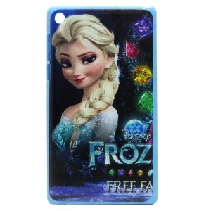 Jelly Back Cover Elsa for Tablet Lenovo TAB 2 A7-30 Model 1