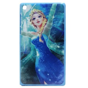 Jelly Back Cover Elsa for Tablet Lenovo TAB 2 A7-30 Model 2