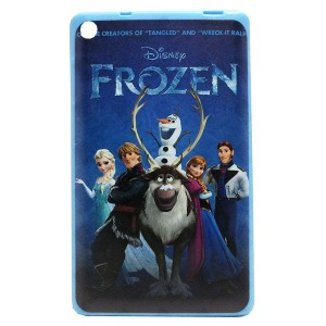 Jelly Back Cover Elsa for Tablet Lenovo TAB 3 7 Essential TB3-710 Model 5