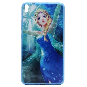 Jelly Back Cover Elsa for Tablet Lenovo TAB 3 7 Plus TB-7703X Model 5