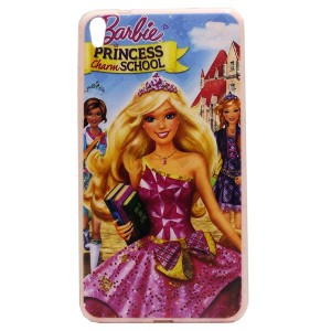 Jelly Back Cover Barbie for Tablet Lenovo PHAB PB1-750