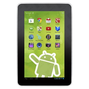 Tablet Zeki TBQG774B WiFi - 8GB