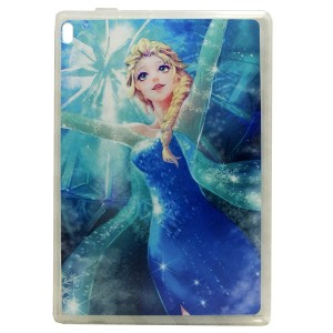 Jelly Back Cover Elsa for Tablet Lenovo TAB 4 10 Plus TB-X704 Model 2