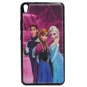 Sewed Jelly Back Cover Elsa for Tablet Lenovo PHAB PB1-750 Model 3