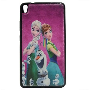 Sewed Jelly Back Cover Elsa for Tablet Lenovo TAB 3 7 Plus TB-7703X Model 4