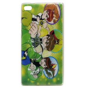 Jelly Back Cover Ben 10 for Tablet Lenovo TAB 4 7 TB-7504