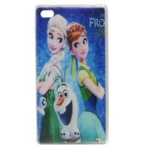 Jelly Back Cover Elsa for Tablet Lenovo TAB 4 7 TB-7504 Model 1