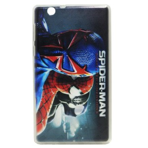 Jelly Back Cover Spider Man for Tablet Huawei MediaPad T3 7