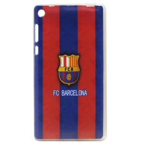Jelly Back Cover Barcelona for Tablet Lenovo TAB 3 7 TB3-730