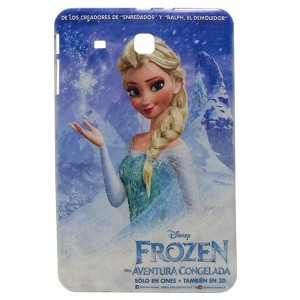 Jelly Back Cover Elsa for Tablet Samsung Galaxy Tab E 9.6 SM-T560 Model 2