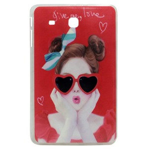 Lovely Jelly Back Cover for Tablet Samsung Galaxy Tab E 9.6 SM-T560
