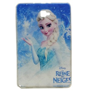 Jelly Back Cover Elsa for Tablet Samsung Galaxy Tab A 2016 SM-P585