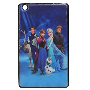 Sewed Jelly Back Cover Elsa for Tablet Lenovo TAB 3 8 TB3-850M Model 1