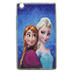 Sewed Jelly Back Cover Elsa for Tablet Lenovo TAB 3 8 TB3-850M Model 2