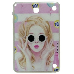 Pop Jelly Back Cover for Tablet Samsung Galaxy Tab A 8.0 SM-T355