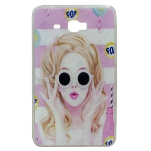 Pop Jelly Back Cover for Tablet Samsung Galaxy Tab A 7 SM-T285