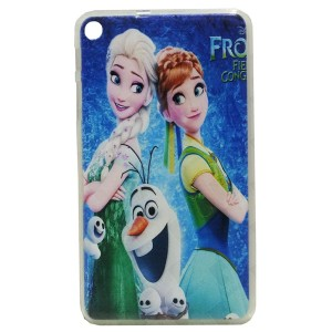 Jelly Back Cover Elsa for Tablet Huawei MediaPad T1 7.0 701u
