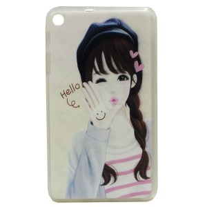 Hello Jelly Back Cover for Tablet Huawei MediaPad T1 7.0 701u