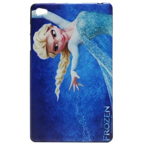 Jelly Back Cover Elsa for Tablet Huawei MediaPad M2 801L 8.0 Model 1