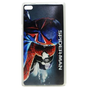 Jelly Back Cover Spider Man for Tablet Lenovo TAB 4 7 Essential TB-7304 Model 1