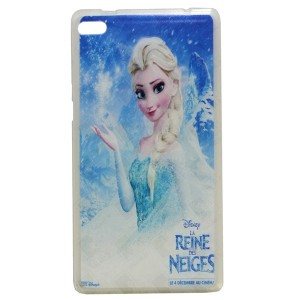 Jelly Back Cover Elsa for Tablet Lenovo TAB 4 7 Essential TB-7304 Model 2