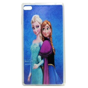 Jelly Back Cover Elsa for Tablet Lenovo TAB 4 7 Essential TB-7304 Model 3