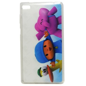 Pocoyo Jelly Back Cover for Tablet Lenovo TAB 4 7 Essential TB-7304