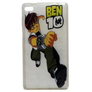 Jelly Back Cover Ben 10 for Tablet Lenovo TAB 4 7 Essential TB-7304 Model 1