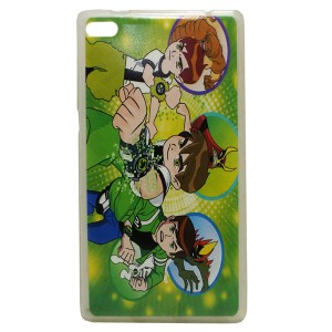 Jelly Back Cover Ben 10 for Tablet Lenovo TAB 4 7 Essential TB-7304 Model 2