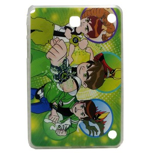 Jelly Back Cover Ben 10 for Tablet Samsung Galaxy Tab A 8.0 SM-T355 Model 2