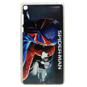 Jelly Back Cover Spider Man for Tablet Lenovo TAB 3 7 TB3-730 Model 3