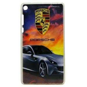 Jelly Back Cover Porsche for Tablet Lenovo TAB 3 7 TB3-730