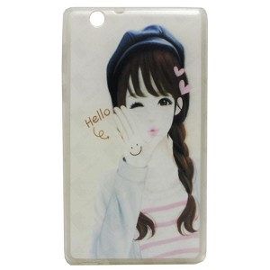 Hello Jelly Back Cover for Tablet Huawei MediaPad T3 7